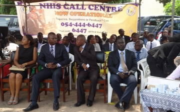 Gallery: Deputy Health Minister Visits APH